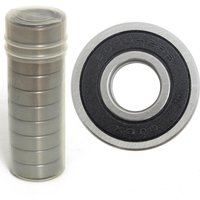 6000 2RS Rubber Sealed Bearings (Tube of 10)