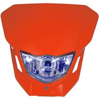Bike It Dart Motorcycle Motocross Headlight