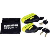 Bike It Mammoth Blast Disc Lock