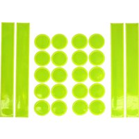 Bike It Stick Plate Reflector Sticker Set