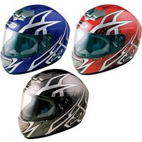 Box BX-1 Web Motorcycle Helmet