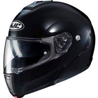 HJC C90 Plain Flip Front Motorcycle Helmet