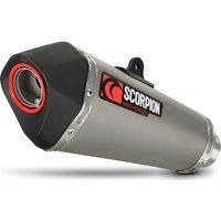 Scorpion Serket Taper Titanium Exhaust - Honda CBR 650 F - CB 650 F Full System - 2014 - 2019
