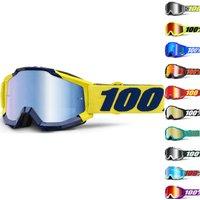 100% Accuri Mirror Motocross Goggles