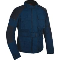 TM190102XL - Oxford Heritage Tech 1.0 Motorcycle Jacket XL Navy