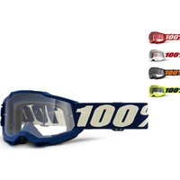 100% Accuri 2 Clear Youth Motocross Goggles