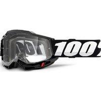 100% Accuri 2 OTG Clear Motocross Goggles