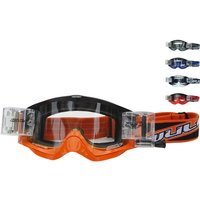 Wulf Shade Roll-off Racer Pack Motocross Goggles