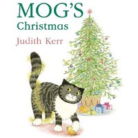 Mog's Christmas at Foyles Bookstore