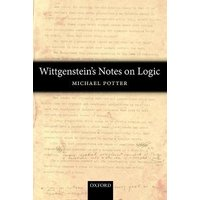 Wittgenstein's Notes on Logic at Foyles Bookstore