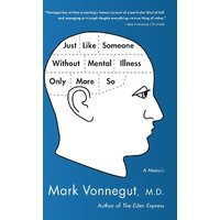 Just Like Someone Without Mental Illness Only More So at Foyles Bookstore