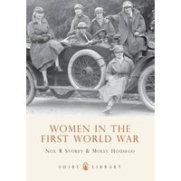 Women in the First World War at Foyles Bookstore