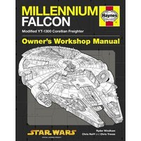 Millennium Falcon Manual: Modified YT-1300 Corellian Freighter at Foyles Bookstore