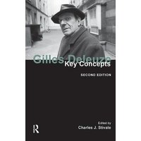 Gilles Deleuze at Foyles Bookstore