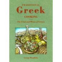 Traditional Greek Cooking: Food and Wines of Greece at Foyles Bookstore