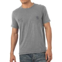 Chelsea Personalised Sports T-Shirt Grey