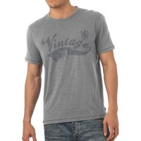 Chelsea Personalised Vintage T-Shirt Grey