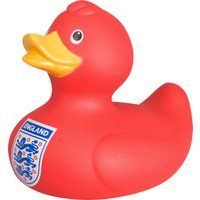England FA Rubber Duck - Red