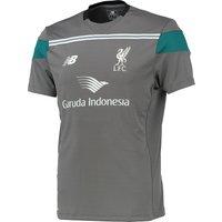 Liverpool Training Top Grey