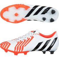 Adidas Predator Instinct Firm Ground Football Boots White