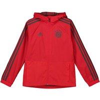 Bayern Munich Training Rain Jacket - Red - Kids