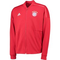 Bayern Munich ZNE Home Anthem Jacket - Red