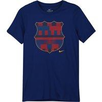 Barcelona 20th Anniversary T-Shirt - Blue - Kids