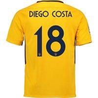 Atlético de Madrid Away Stadium Shirt 2017-18 Special Edition Metropolitano with Diego Costa 18 printing
