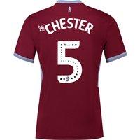 Aston Villa Home Shirt 2018-19 with Chester 5 printing