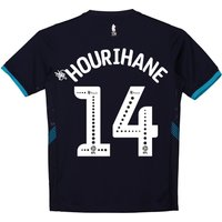 Aston Villa Third Shirt 2018-19 - Kids with Hourihane 14 printing