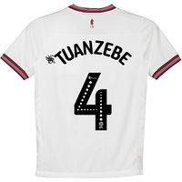 Aston Villa Away Shirt 2018-19 - Kids with Tuanzebe 4 printing