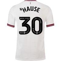 Aston Villa Away Shirt 2018-19 with Hause 30 printing