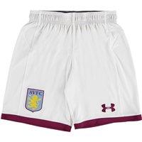 Aston Villa Home Shorts 2017-18 - Kids