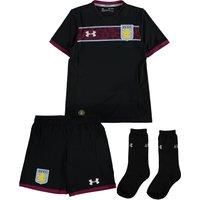 Aston Villa Away Toddler Kit 2017-18