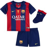 Barcelona Home Kit 2014/15 - Little Boys