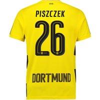 BVB Home Shirt 2017-18 with Piszczek 26 printing