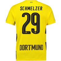 BVB Home Shirt 2017-18 with Schmelzer 29 printing