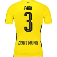 BVB Home Shirt 2017-18 - Outsize with Park 3 printing