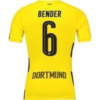 BVB Home Shirt 2017-18 - Outsize with Bender 6 printing
