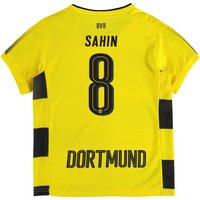 BVB Home Shirt 2017-18 - Kids with Mor 9 printing