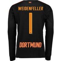 BVB Home Goalkeeper Shirt 2017/18 - Kids with Weidenfeller 1 printing