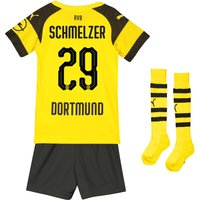BVB Home Minikit 2018-19 with Schmelzer 29 printing