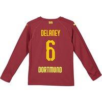 BVB BVB Third Shirt 2018-19 - Kids with Delaney 6 printing
