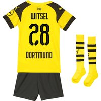BVB Home Minikit 2018-19 with Witsel 28 printing