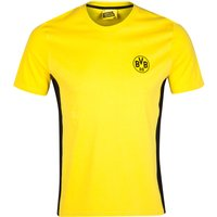 BVB Side Panel T-Shirt - Yellow/Black