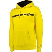 BVB Fan Hoody Yellow