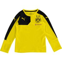BVB Long Sleeve Training Jersey - Kids Yellow