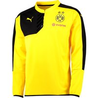 BVB Training Sweatshirt Yellow