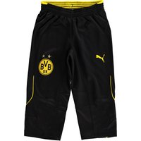 BVB Training 3/4 Pant - Kids Black