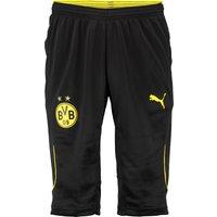 BVB Training 3/4 Pant Black